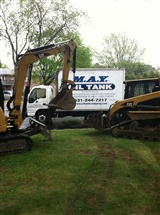 We have the equiptment to handle any job big or small.